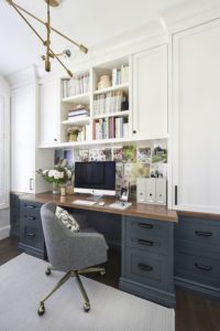A clear workspace boosts productivity